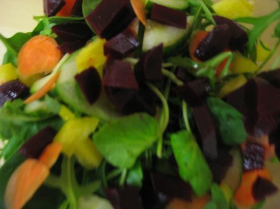 Colorful Salads