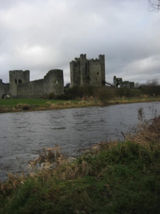 View of Trim Castle