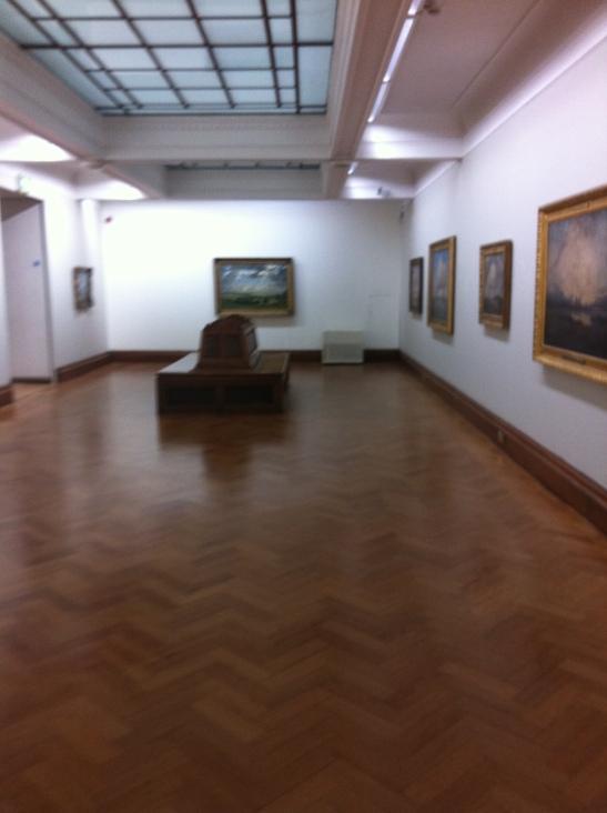 Hugh Lane Gallery Room