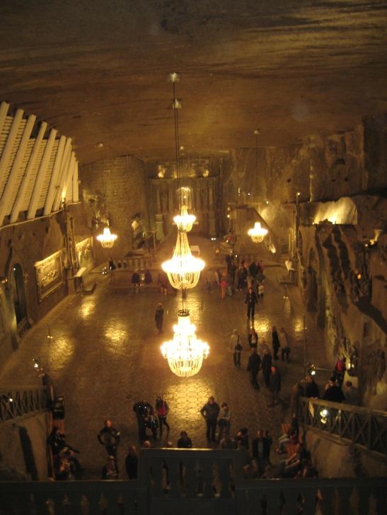 Underground Chapel