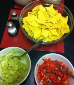 Chips & Salsa/Guacamole